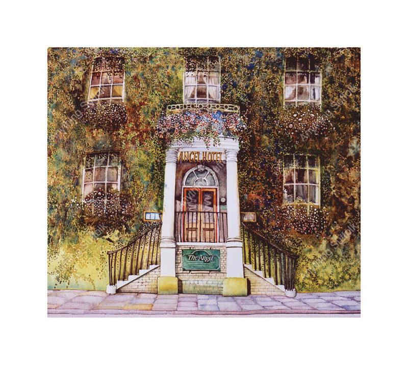Angel Hotel, Bury St Edmunds by Kim Whittingham