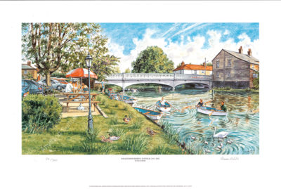 Ballingdon Bridge by Steven Binks