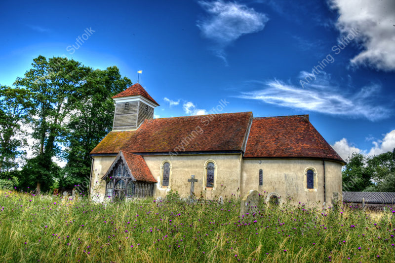 Church by Steve Thomson