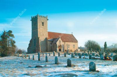Creeting St Mary Parish Church by Jonathan Steed