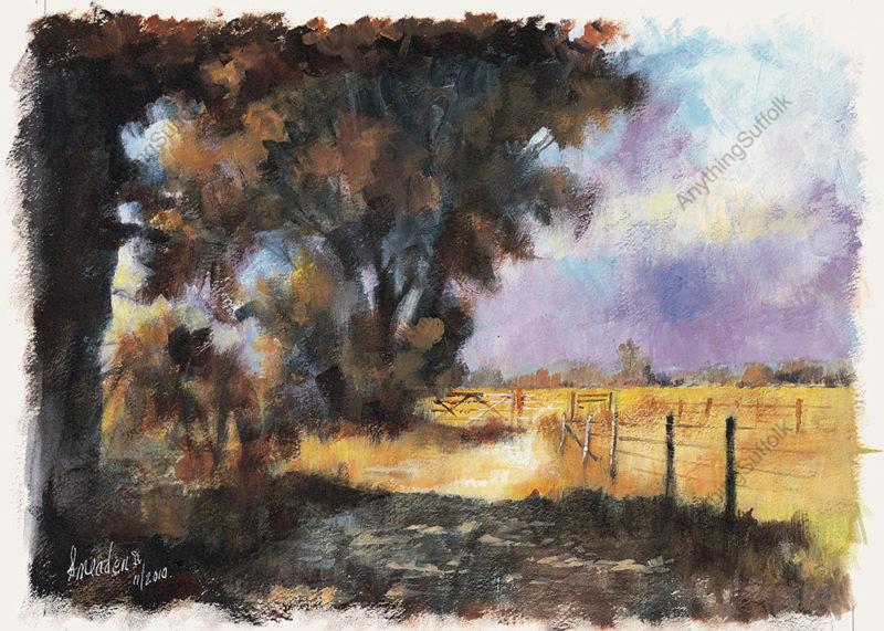 Farmers Gate by David Smeaden