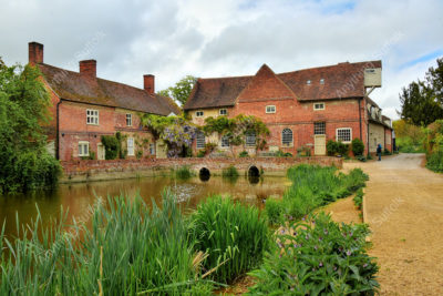 Flatford Mill by Steve Thomson