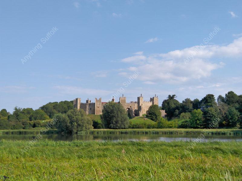 Framlingham Castle by Hazel Calver