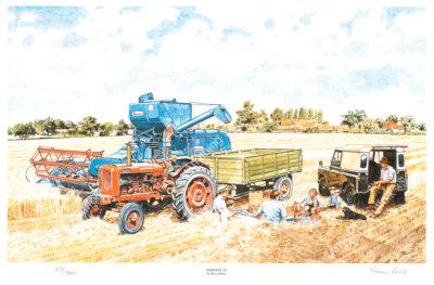 Harvest 63 by Steven Binks