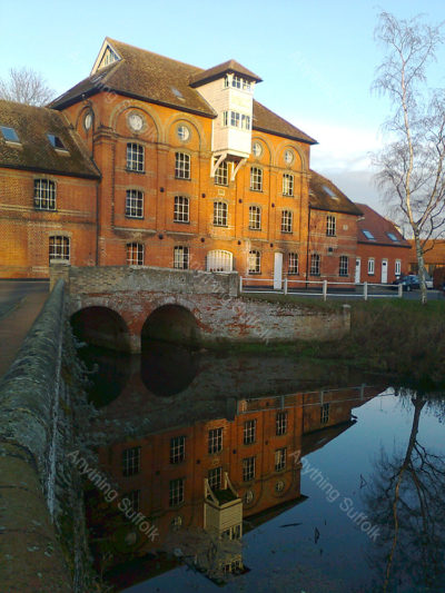 Hawks Mill, Needham Market by Hazel Calver