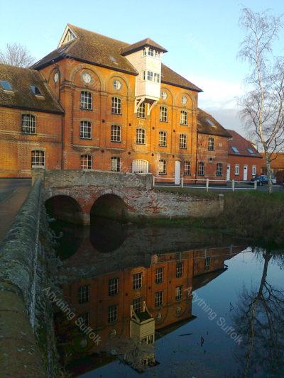 Hawks Mill, Needham Market by Hazel Calver