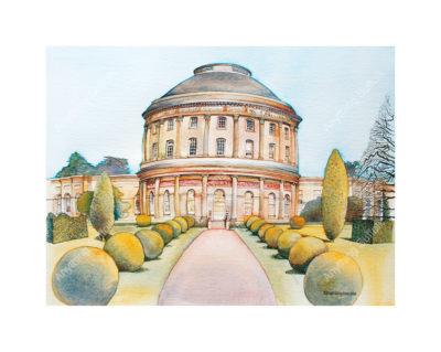 Ickworth House, Bury St Edmunds by Kim Whittingham