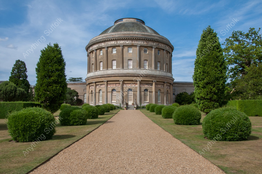 Ickworth House by Kevin Wailes
