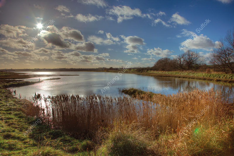 Levington, Suffolk by Steve Stoddart