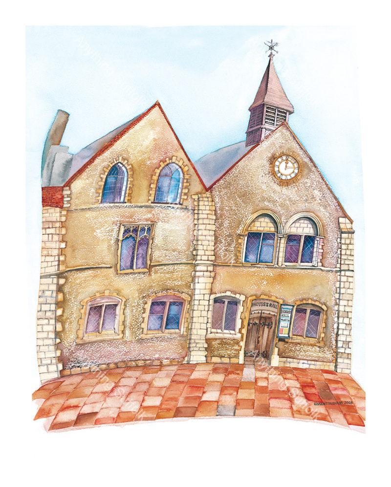 Moyses Hall, Bury St Edmunds by Kim Whittingham