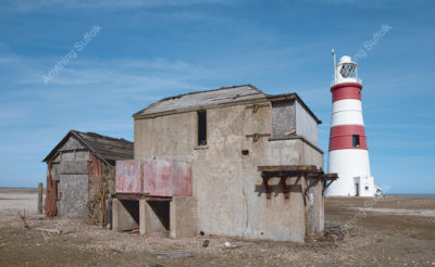 Orfordness, Suffolk by Steve Stoddart