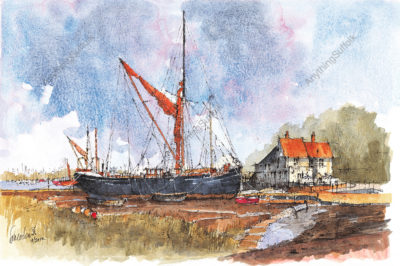 Pin Mill by David Smeaden