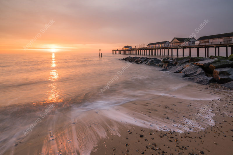 Southwold Pier by Nicholas Seaman