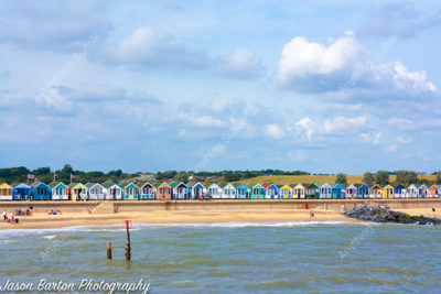 Southwold beach by Jason Barton