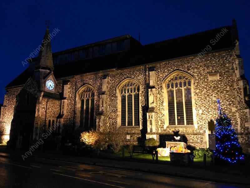 St John The Baptist Church, Needham Market by Hazel Calver