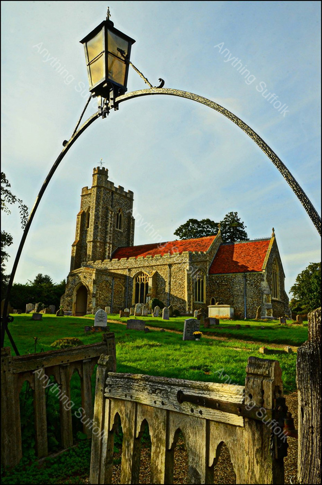 St Mary's Church, Assington by Steve Thomson