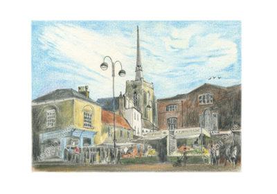 Stowmarket by Malcolm Buntrock