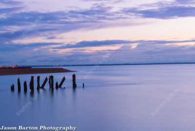 Suffolk Estuary by Jason Barton