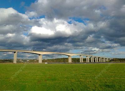 Orwell Bridge by Hazel Calver