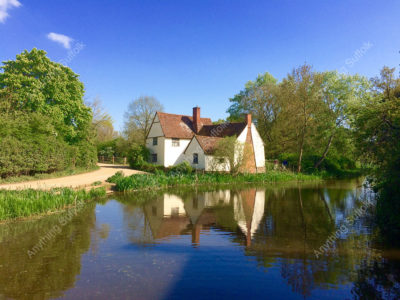 Willy Lott's Cottage, Flatford by Jonathan Steed