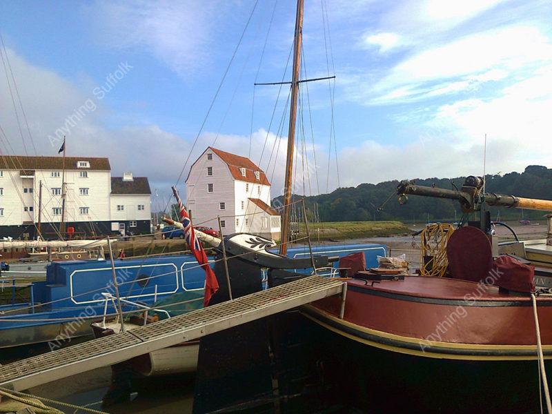 Woodbridge Tide Mill by Hazel Calver