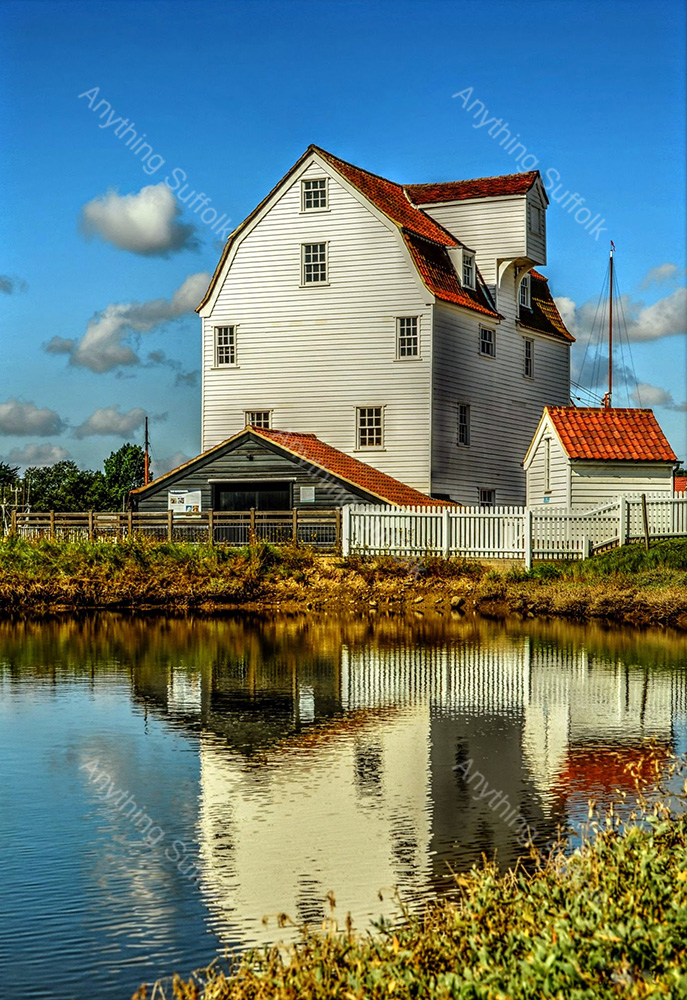 Woodbridge Tide Mill by Steve Thomson