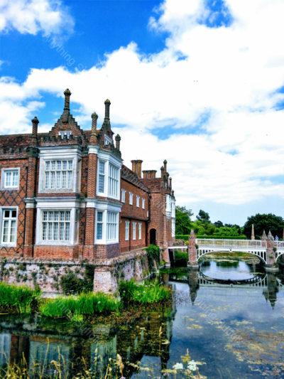 Helmingham Hall by Hazel Calver