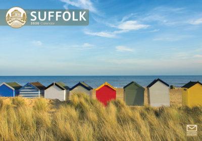 Carousel Suffolk A4 Calendar 2020 - front cover