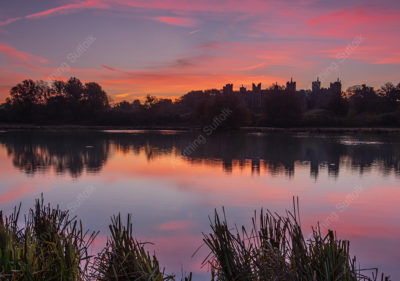 Framlingham Castle by James Langlois