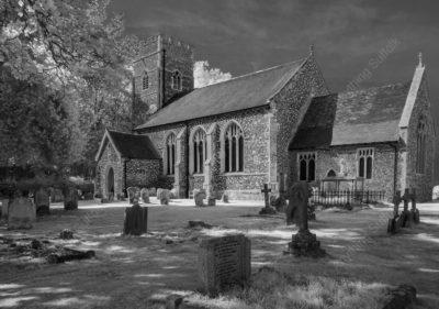 St Andrews Church Tostock