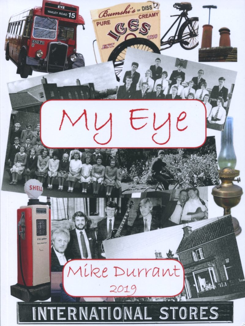 My Eye by Mike Durrant