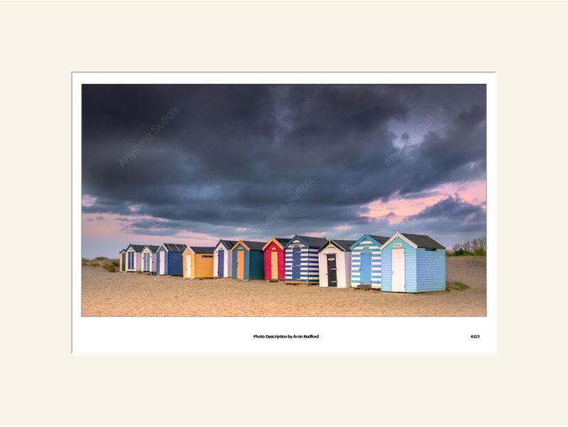 Gun Hill Beach Sunrise by Aron Radford