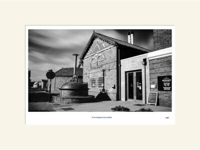 Bury St Edmunds Beer Cafe mono