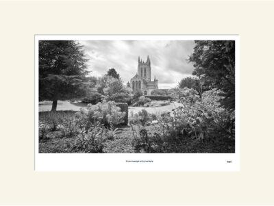 St Edmundsbury Cathedral mono