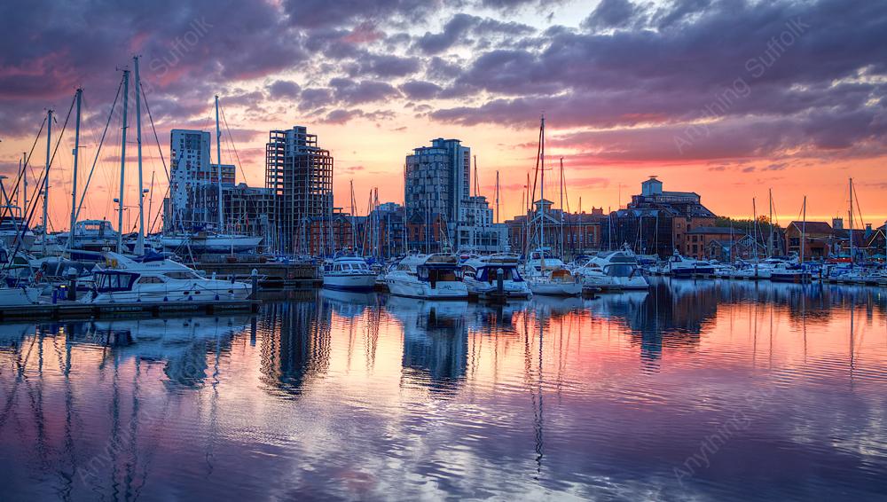 Joe Taylor Ipswich Waterfront