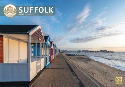 Suffolk A4 calendar 2022