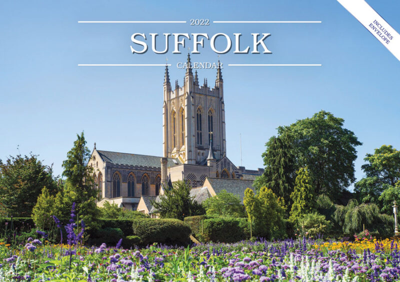 Suffolk A5 calendar 2022