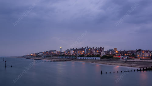 Southwold Lighthouse by James Langlois