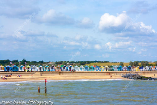 Southwold beach by Jason Barton